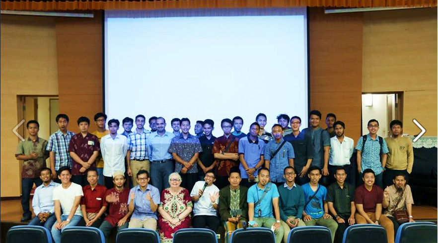 ntust imsa welcome party