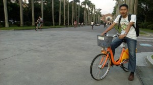 Less Mile, Konsep Smart Transportation di Taipei