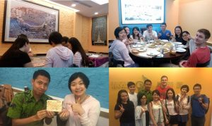 Iftar Farewell Party di Kunming Islamic Restaurant