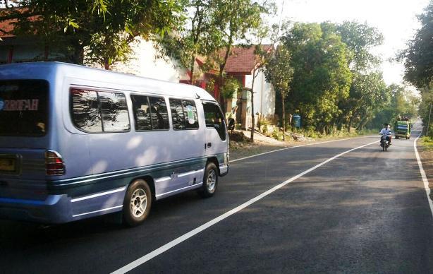 Mulus: Jalan raya dari Bangkalan hingga Sumenep