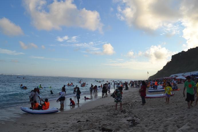 Pantai Pandawa, Nusa Dua, Bali