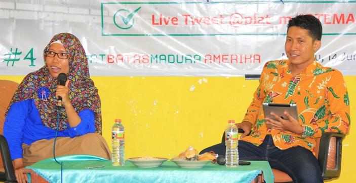 Talkshow Nurir Wahyu Alam