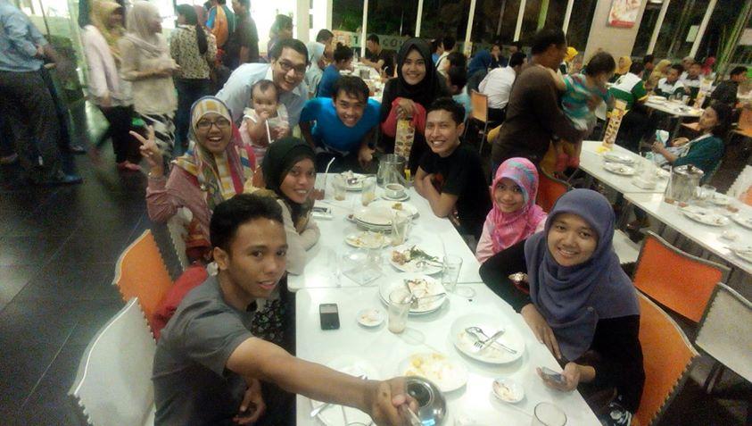 buka puasa bersama Plat-M regional surabaya
