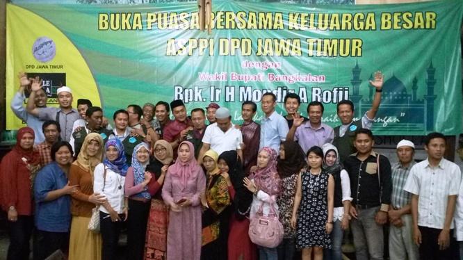 buka persama ASPPI DPD Jawa Timur