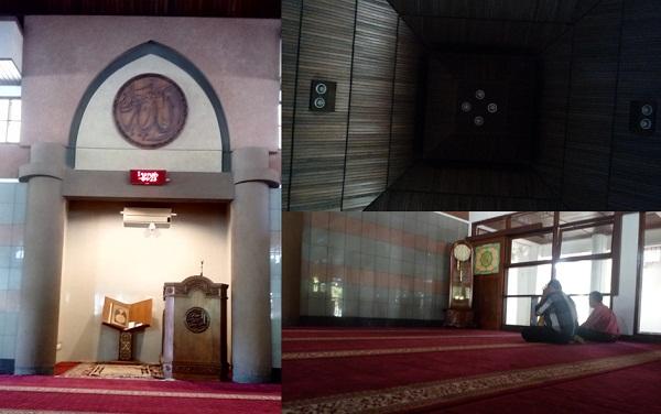 masjid ar ridho tenggilis