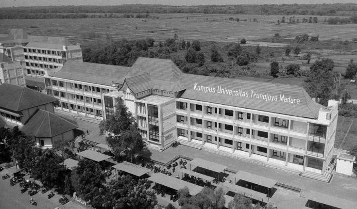 Kampus Universitas Trunojoyo Madura