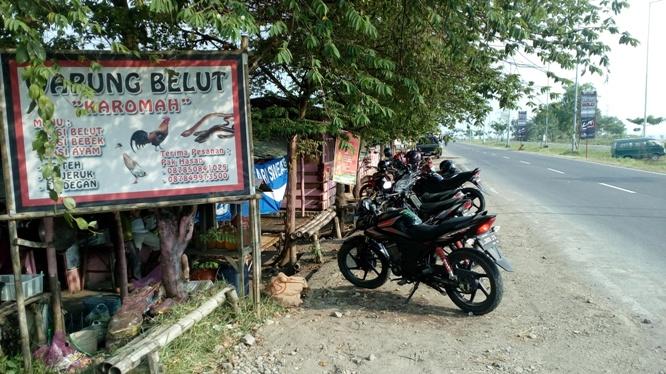 lokasi warung nasi belut karomah