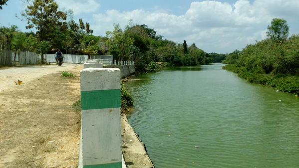 sungai nepa