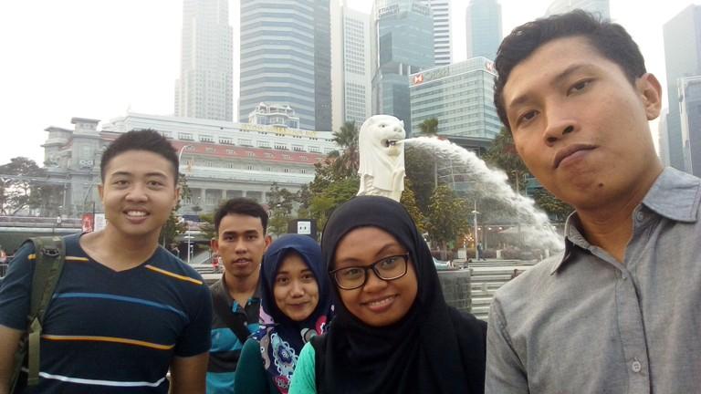 singapura - berlima