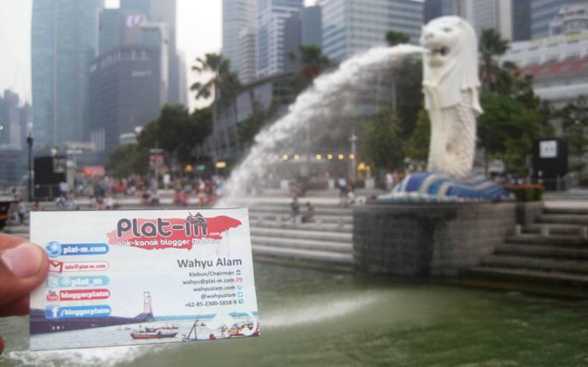 singapura - wahyu plat-m