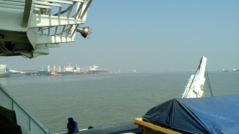 wahyualam com - kapal ferry penyeberangan surabaya madura