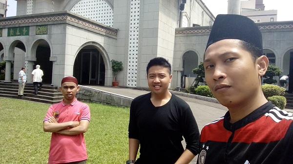 saide kemal alam ke masjid