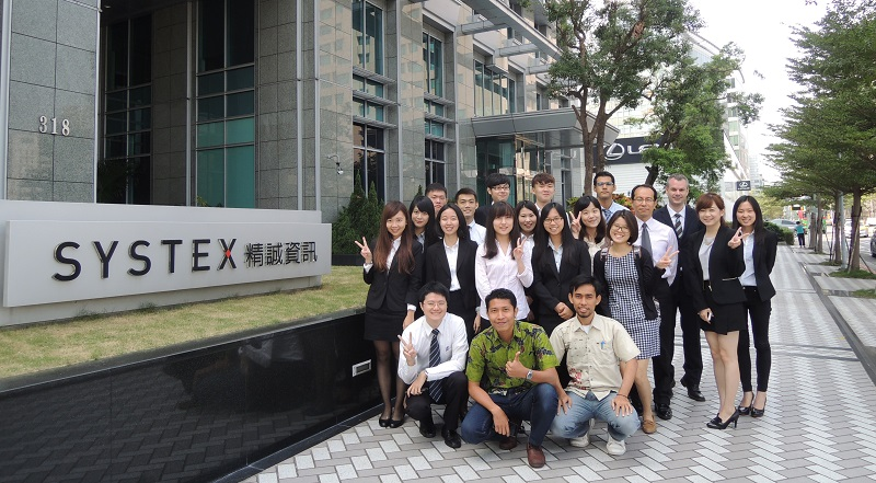 company visit NTNU ke Systex