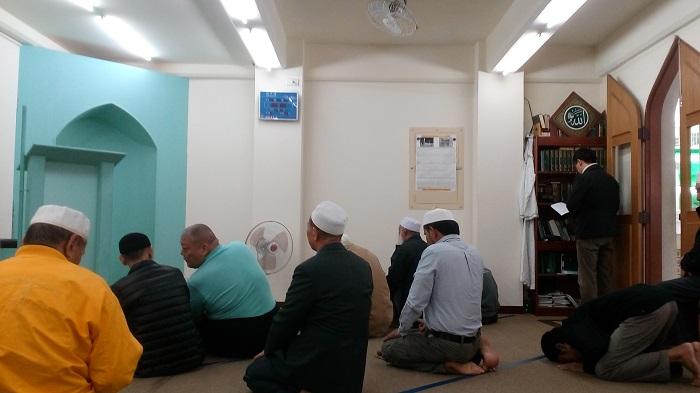 Masjid Kecil Taipei Cultural Mosque