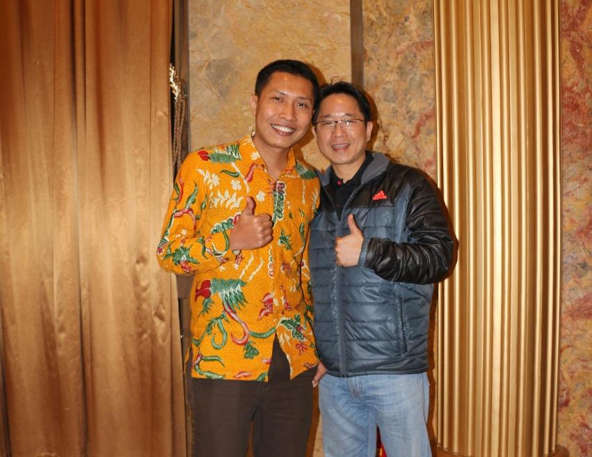Nurwahyu Alamsyah and Tzu-Chuan Chou - wahyualam.com